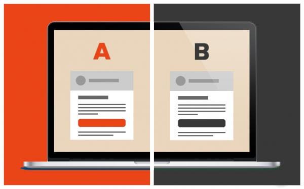 A-B Tester Pagina web