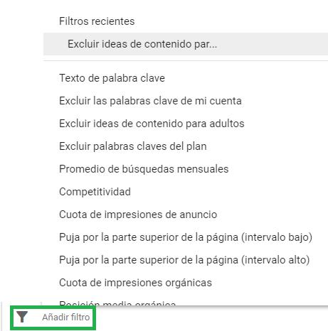 keyword planner tool 7