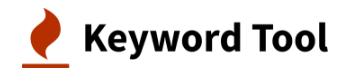 keywordtool logotipo