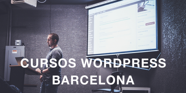 Cursos WordPress Barcelona