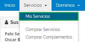 mis servicios