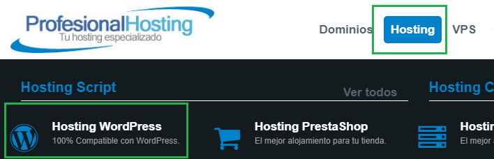 comprar hosting