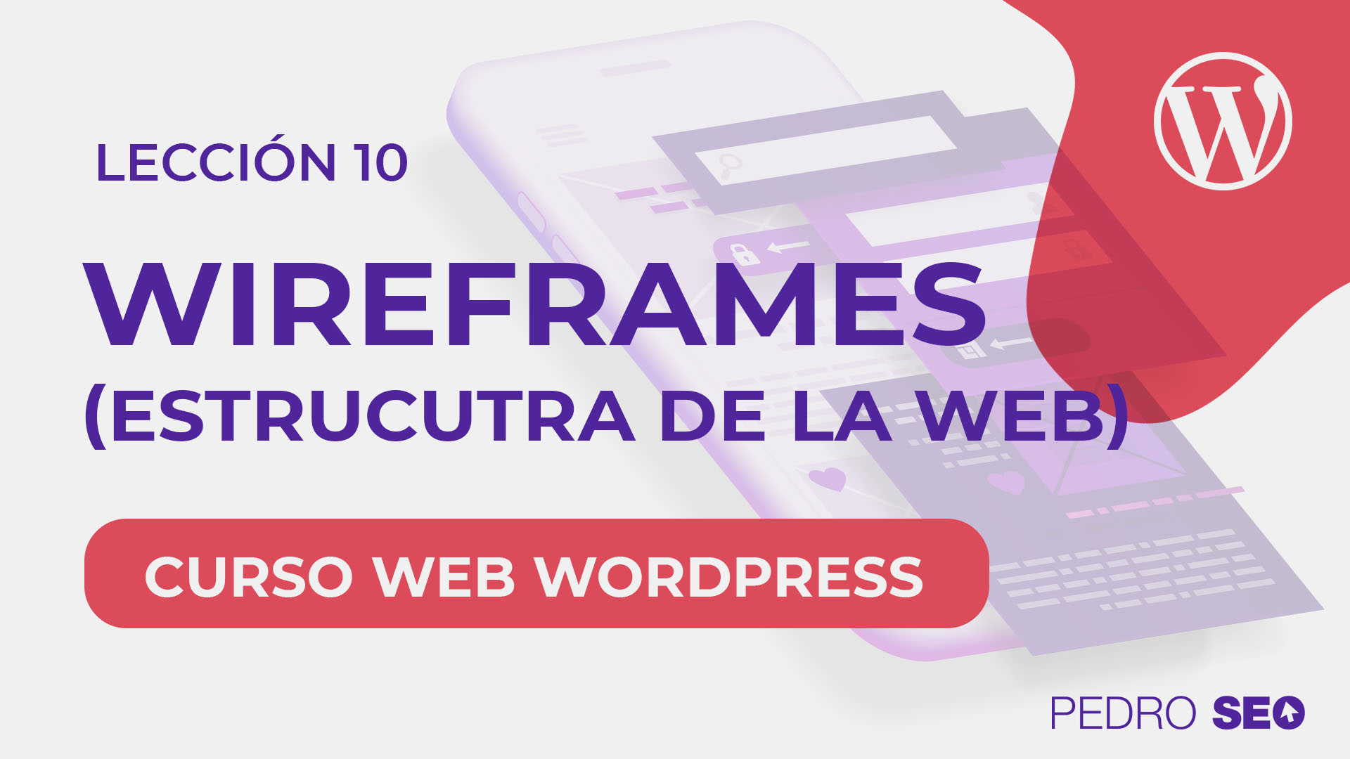 como funciones wireframes en web