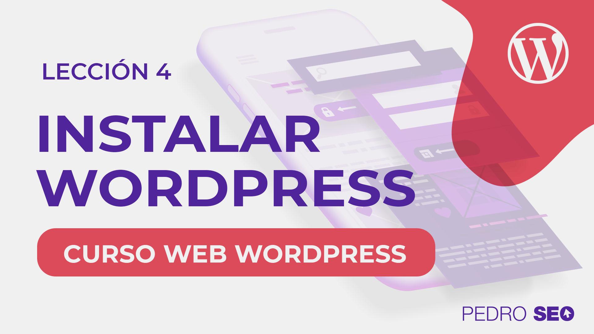 Instalar wordpress paso a paso