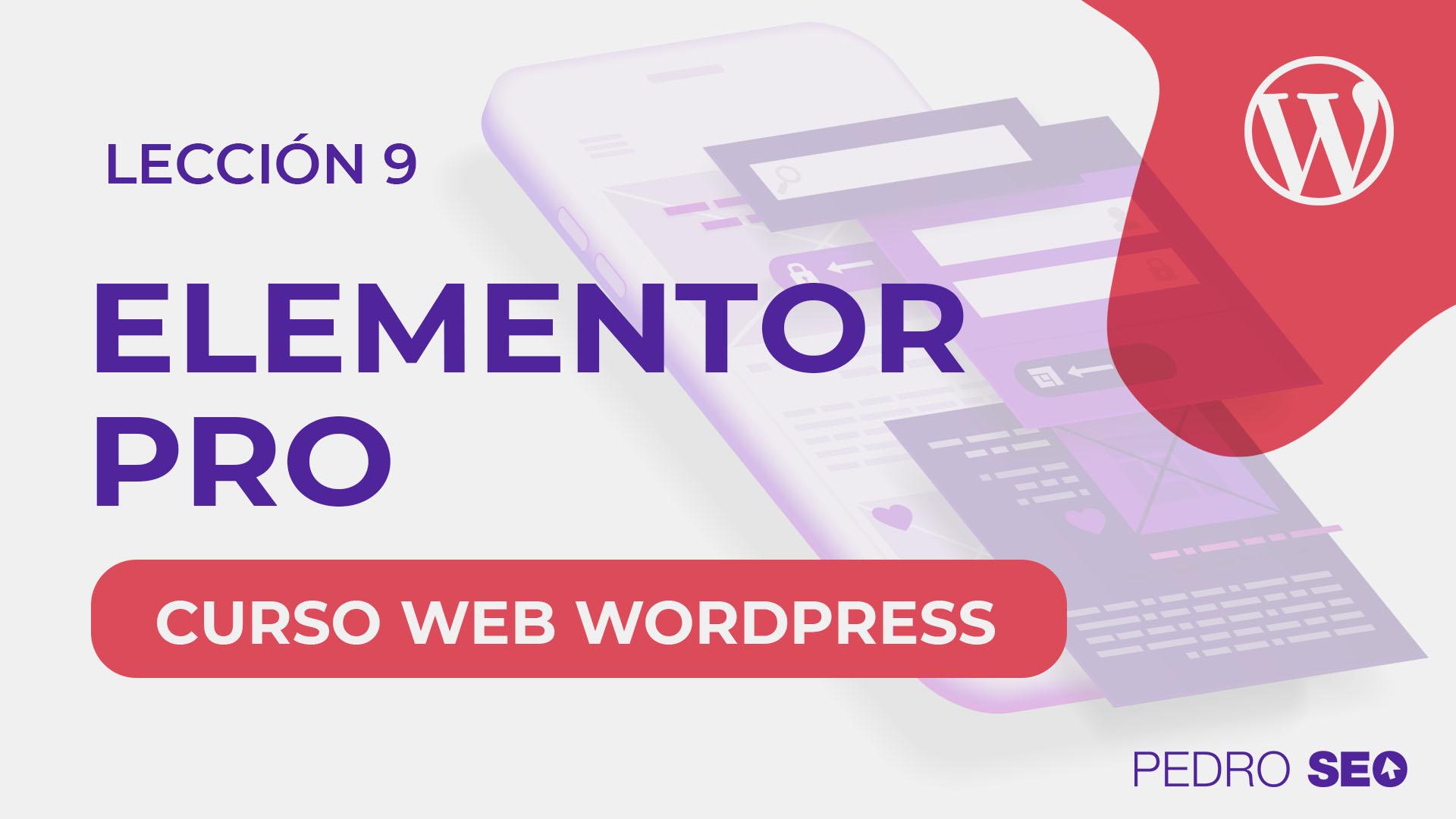 instalar elementor wordpress